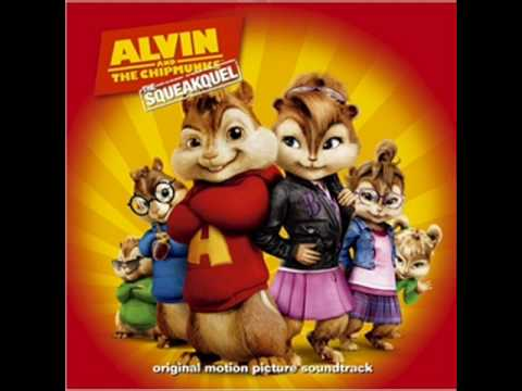 The Chipettes put your records on