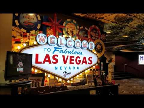 Harrah's Las Vegas Hotel and Casino..Walking through Harrahs July,2017