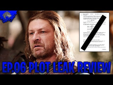 Game of Thrones Season 8 Ep.6 Plot Leak Review? END GAME INFORMATION MUST WATCH | Lycan Studios