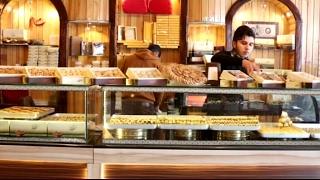 أخبار حصرية - صانعو الحلوى السوريون ينافسون سوق الحلوى التركية