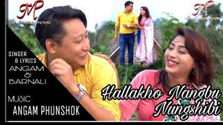 Hallakho Nangbu Nungshibi Audio Song ll 🎷 MiX 2018