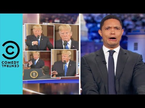 Donald Trump Clashes With The Media | The Daily Show With Trevor Noah