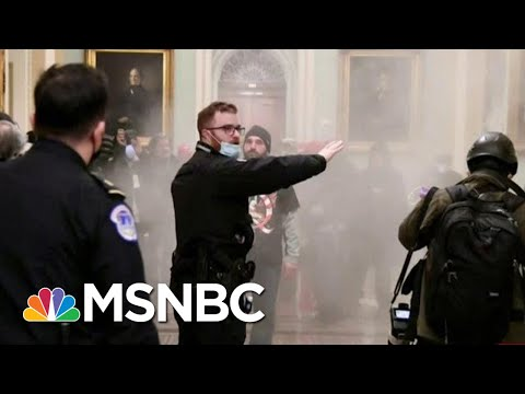 U.S. Capitol Ransacked After Massive Security Failure | Morning Joe | MSNBC