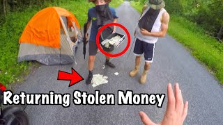 I Found Stolen Money and I Tried To Return It