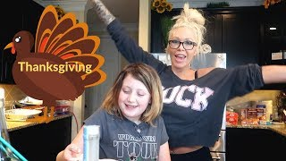 Thanksgiving Vlog 2018