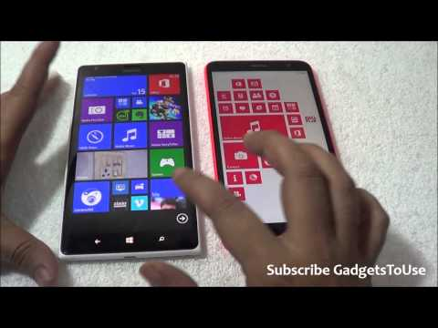 Lumia 1320 Full Review, Unboxing, Camera, Software, Features, Comparison and Overview HD