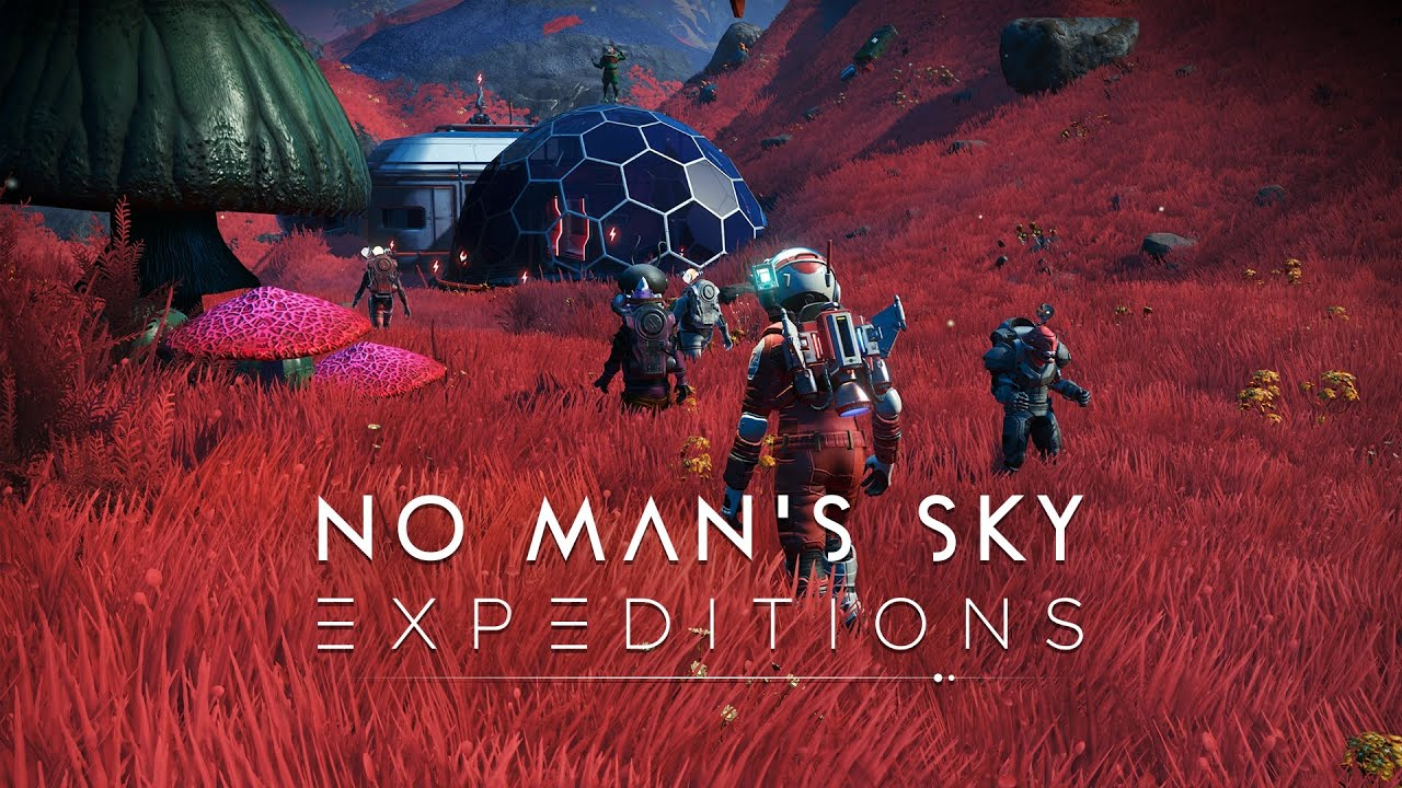 No Man's Sky Expeditions Trailer