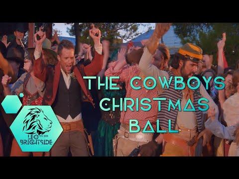 The Killers- The Cowboys Christmas Ball (Subtitulos/Lyrics)