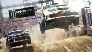 9. Colin McRae Dirt 2 Soundtrack Steadlur - Bumpin