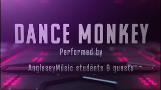 Dance Monkey by Tones & I (Cover by AngleseyMusic)
