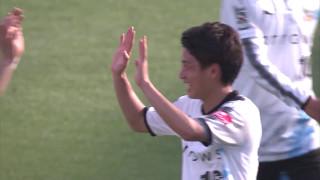 2017年5月14日(日)に行われた明治安田生命J1リーグ 第11節 磐田vs川...