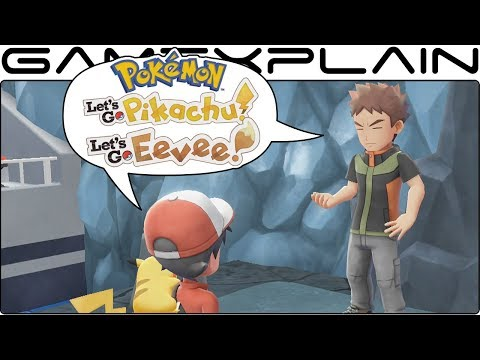 Pokémon Let's Go Pikachu & Eevee - Post E3 DISCUSSION (Difficulty, Rival, Catching, & More!)
