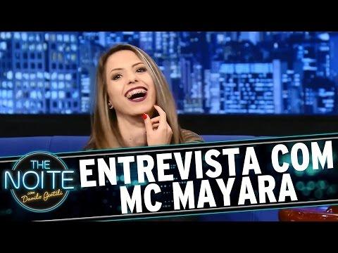 The Noite (02/10/15) - Entrevista com MC Mayara