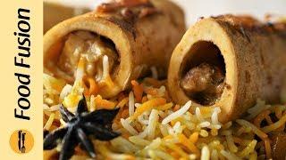 Nalli Biryani recipe By Food Fusion