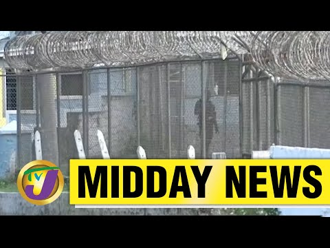 Jamaican Inmates Complain of Covid Spread   TVJ Midday News