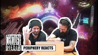 PERIPHERY reacts to DEVIN TOWNSEND
