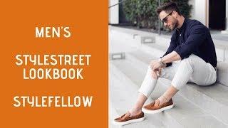 Latest lookbook for Men
