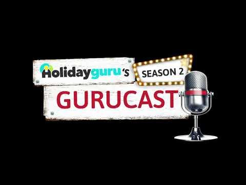 Holidaygurus Gurucast Season Two Episode Two: Stefan Kerkhofs