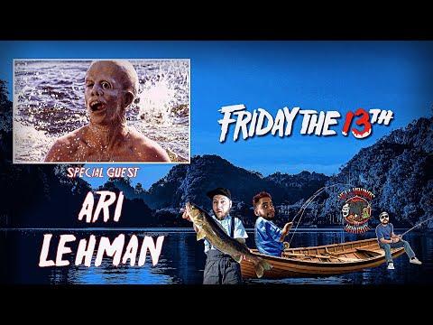 Hellhounds of Horror Meets Ari Lehman Friday the 13th, The Barn