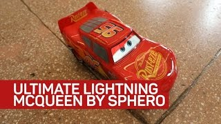 This spot-on robotic Lightning McQueen from Cars is coming for your wallet