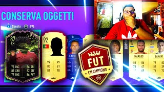 😨💥PACK OPENING FUT CHAMPIONS e NUOVI RULEBREAKERS!! *doppio walkout in a pack* (FIFA 21)