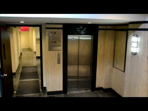 REVAMPED ELEVATOR IN IMPPRESIVE ART DECO BUILDING