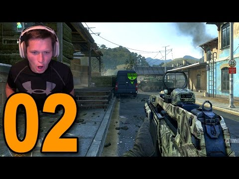 Black Ops 2 Competitive - Part 2 - Standoff Search and Destroy