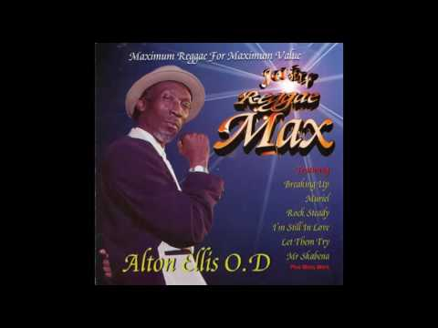 Tumblin Tears - Alton Ellis (Reggae Max)