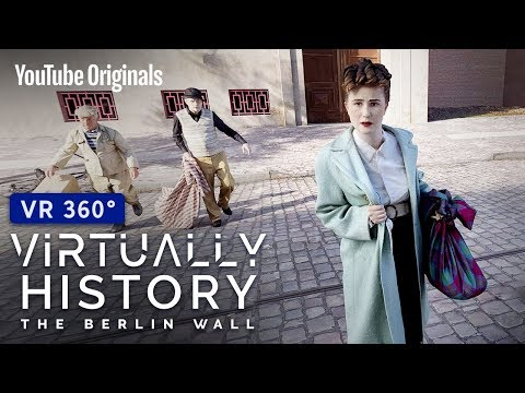 The Beginning Of The Wall | 360° YouTube VR | Virtually History: The Berlin Wall