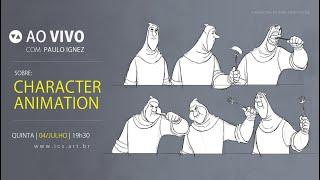 LIVE-Character-Animation mit Paulo Ignez
