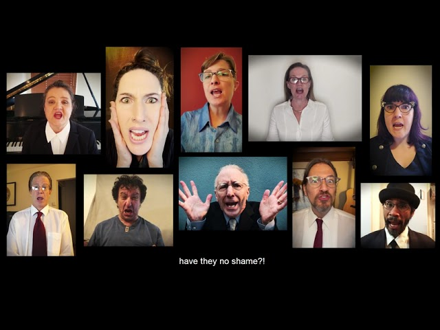 Defenders of Marriage, written by Roy Zimmerman - a cappella / chorus