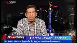 Mirada Crítica - Banqueros poderosos - Asesinato de Valeria Cruz - Estado fallido, Elecciones EUA