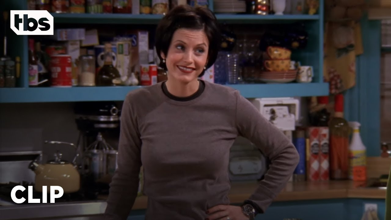 Download Friends: Monica's Scathing Restaurant Review (Season 4 Clip)   TBS