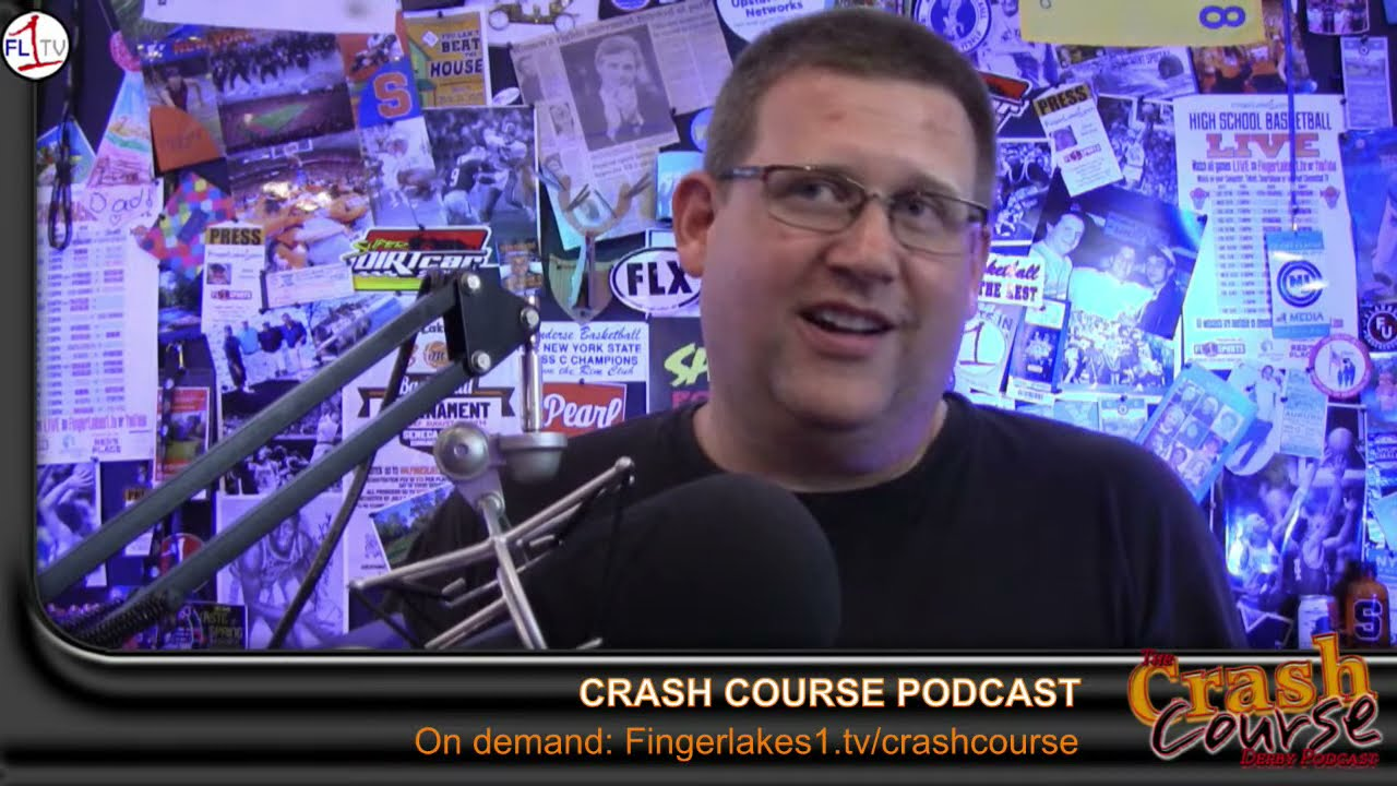 Crash Course #367: Frerichs, Earley (PODCAST)