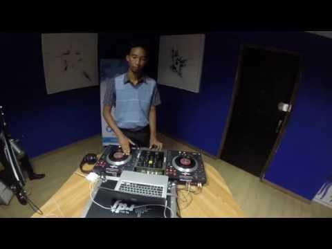 Demi-Finale de #MastermixxContest avec DJ Ntsouh