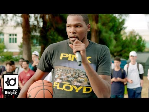Download Youtube: Kevin Durant Charity Foundation: Redwood City Court