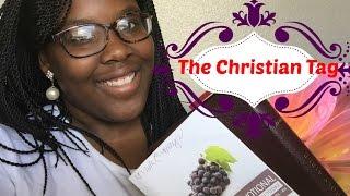 The Christian Tag: My Testimony/Baptisim?/Denomination?/Fav Bible Verses
