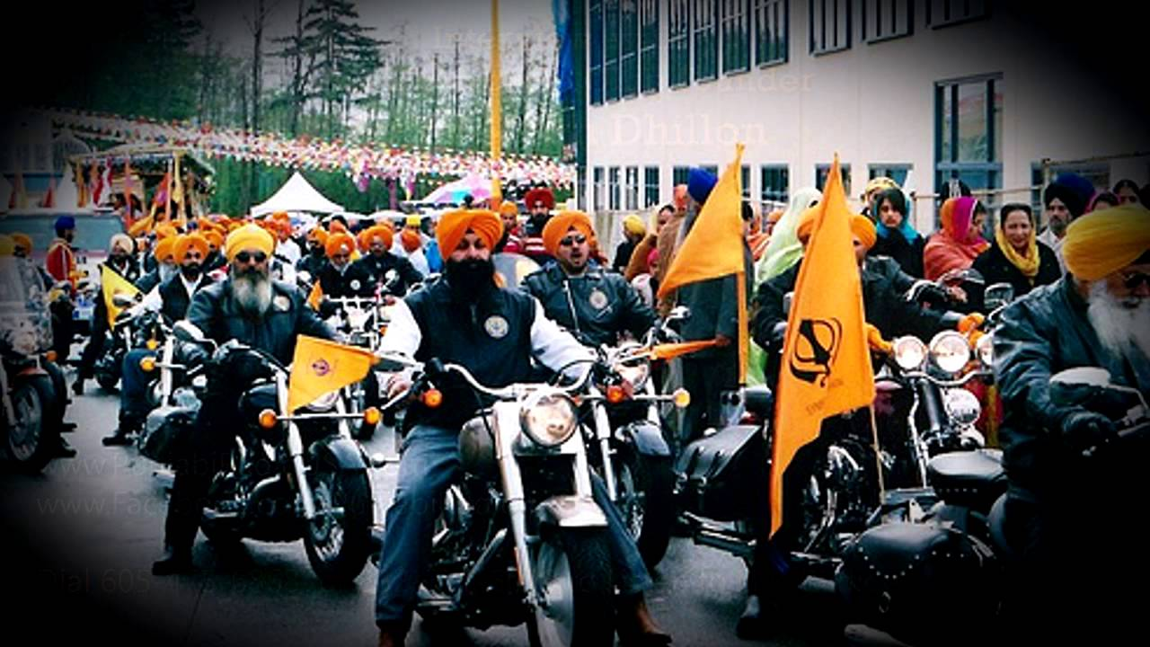 Sikh Motorcycle Club Interview With Avtar Singh Dhillon