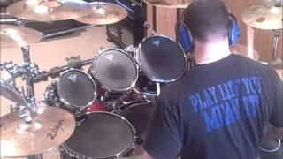 Wasting My Hate-Metallica Drum Cover