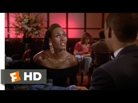 Boomerang (7/9) Movie CLIP - No Man Can Turn This Down (1992) HD
