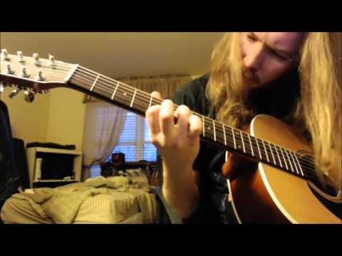 Creeping Shadows: 12 String Acoustic Metal WITHOUT Distortion