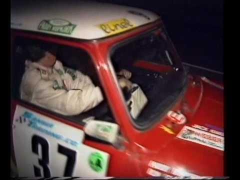 Top Gear 'Mini Cooper Monte Carlo Rally Feature' (1994)
