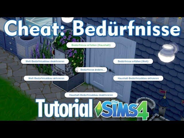 Sims 4 cheats fähigkeiten