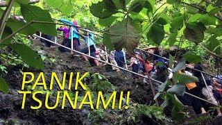 Download Video PANIK NAIK GUNUNG SELOK! GEMPA DI PANTAI SODONG Cilacap Jateng MP3 3GP MP4
