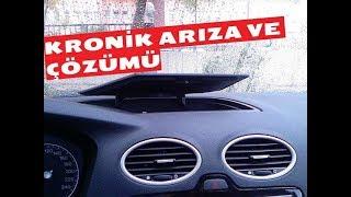 Ford Focus 2 2 5 Kronik Arıza Göğüs Saklama Gözü Kapağı ÇÖZÜM