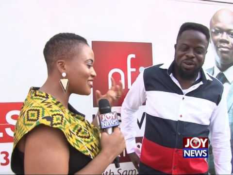 Ofori Amponsah's Interview with MzGee