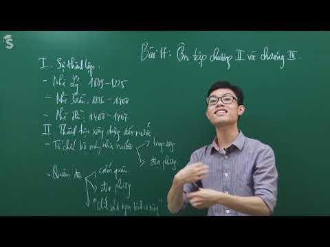 Ôn tập giữa học kì 1 - Lịch Sử 7 - Giáo viên: Trần Thanh Quang