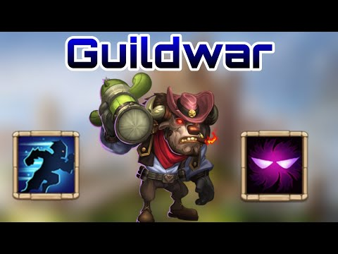 Guildwar | Why To Waste Time When Dove Is On Base😂😂😂 | Mino Bomb | Up And Stealth |  Castle Clash