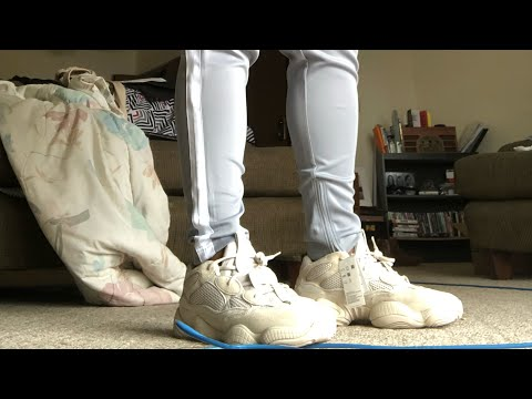 d71f63323 Yeezy 500 Blush Colorway Review + Unboxing