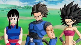 DB-LEGENDE Part5 Mappe2 Chi-Chi und Son-Goku